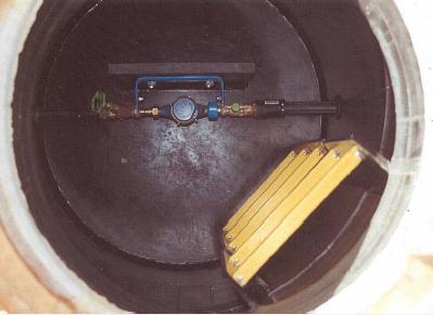Счетчики для установки в колодцы