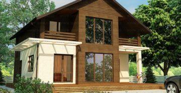 Надежные и долговечные каркасные дома
