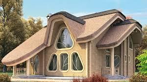 Нестандартные окна в современном строительстве домов