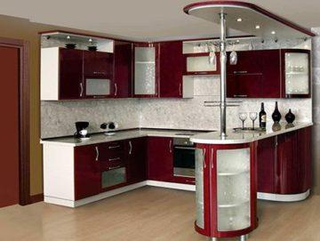 О заказной и типовой кухонной мебели