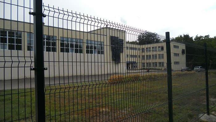 сварные заборные секции www.3d-perimetr.ru