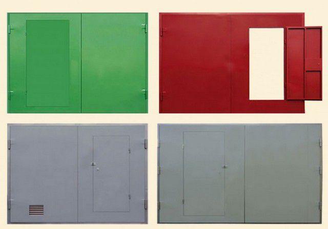 Как утеплить гаражные ворота пенопластом: инструкция с фото и видео