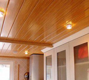 Потолок из пластиковых панелей своими руками — особенности выбора