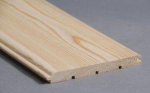 Деревянная вагонка: разновидности и особенности выбора материала