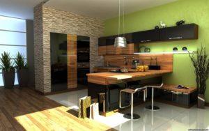 Как выбрать интерьер кухни?