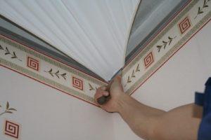 Монтаж и эксплуатация натяжного потолка