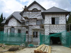 Как сделать фасадные работы