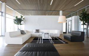 Подвесные потолки: преимущества