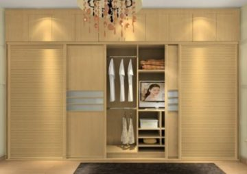 Особенности распашных шкафов