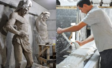 Особенности реставрации памятников культуры