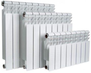 Преимущества секционных алюминиевых радиаторов