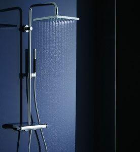 Как выбрать душевую колонну в душ