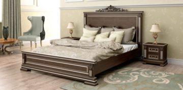Отличительные особенности двуспальной кровати с подъемным механизмом
