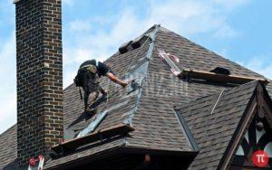 Особенности ремонта крыши частного дома
