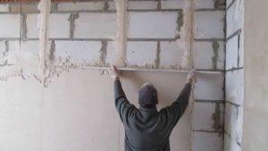 Как штукатурить стены своими руками