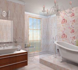 Технология установки пластикового потолка в ванной своими руками