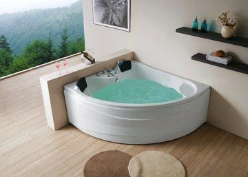 Какая ванна является лучшей: акриловая, стальная или чугунная?