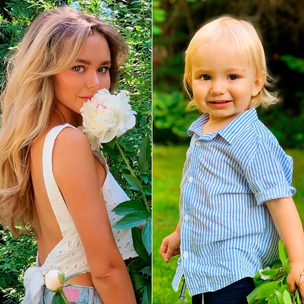 19-летняя дочь Дмитрия Маликова опубликовала серию трогательных фотографий с подросшим братом