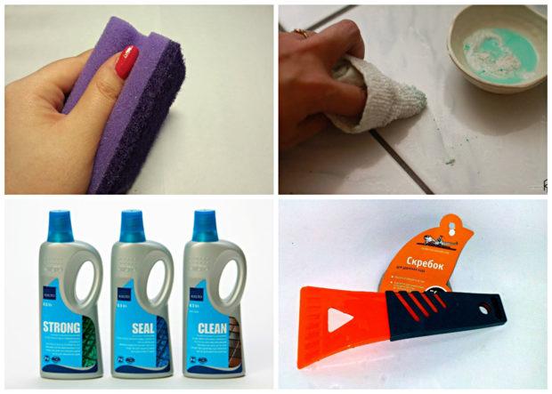 14 способов отмыть, почистить керамическую (кафельную) плитку