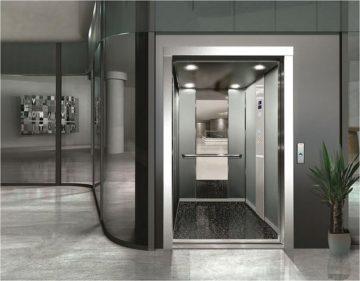 Разновидности лифтов Novo Elex
