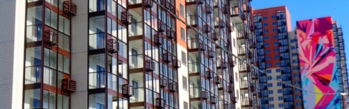 В жилом комплексе «Позитив» сдан еще один дом на 240 квартир