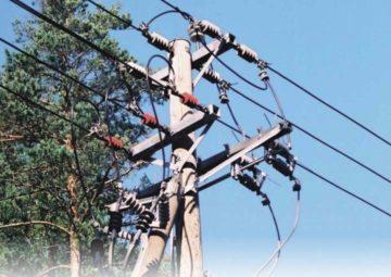 Применение высоковольтного провода СИП-3