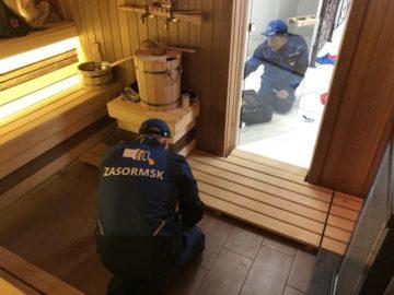 Устранение засора в канализации в частном доме