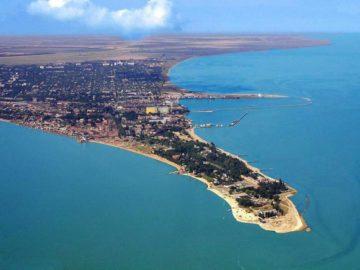 Занимательные факты об Азовском море