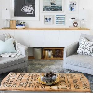 12 секретных мест для дополнительного хранения в гостиной