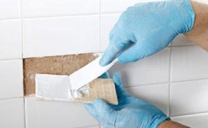 Виды ремонта плитки своими руками