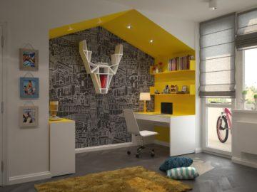 Дизайн детской комнаты: 10 основных ошибок