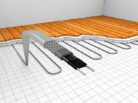 Выбираем саморегулирующийся греющий кабель для теплого пола