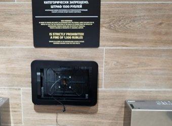 В Саратовском аэропорту вместо рекламы показали порно