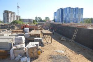 Строительство новой школы в Твери идёт с опережением графика