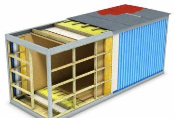 Блок-контейнер как идеальный вариант устройства бытовых помещений