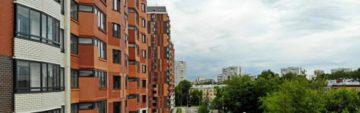 Почти 1 млн кв. м недвижимости ввели на севере столицы с начала года