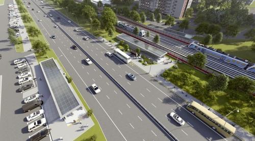 Три подземных перехода построят на Савеловском и Курском направлениях МЖД