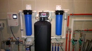 Современные системы водоочистки