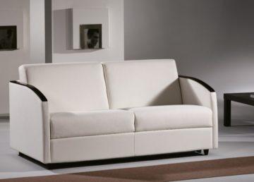 Компактный диван для спальни
