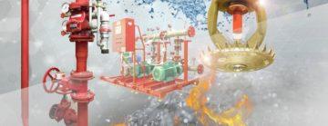 Виды систем пожаротушения