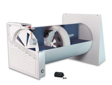 Назначение рекуператора для приточно-вытяжной вентиляции