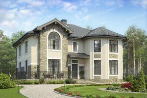 Проекты загородных домов: популярные вариации