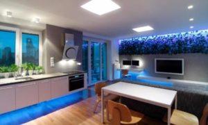 Выбираем товары для светодиодного освещения квартиры
