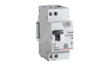 Назначение автоматического выключателя дифференциального тока