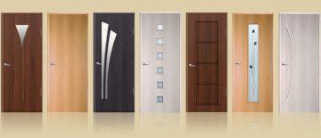 Покупка межкомнатных ламинированных дверей: за и против