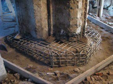 Как производится усиление конструкций и грунтов оснований