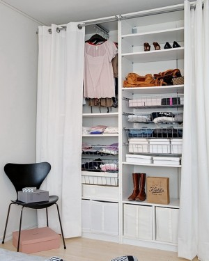 10 лучших способов увеличить маленький гардероб