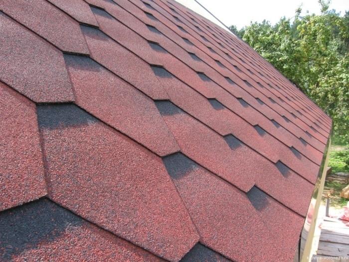 Последовательность устройства крыши для дачного домика