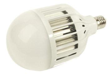 Как выбрать лампу LED E27