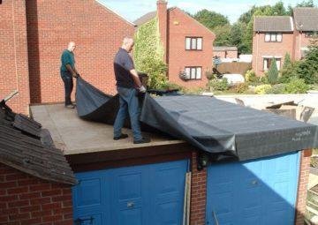 Какие материалы нужны для ремонта крыши гаража